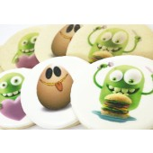 Printed Cookies, Edible Inks